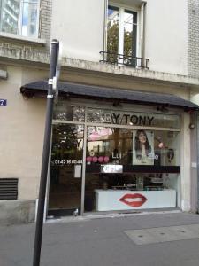 By Tony - Coiffeur - Paris