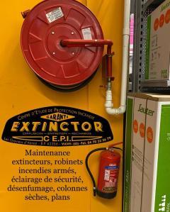 C.e.p.i. Extinctor - Formation continue - Clermont-Ferrand