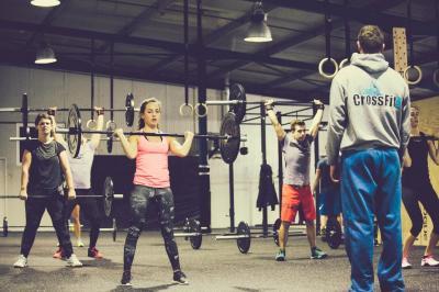 Crossfit Poitiers - Club de sport - Poitiers