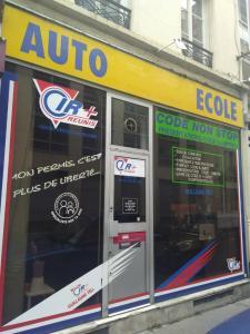 C.I.R Guillaume Tell - Auto-école - Paris