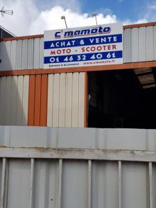 C'Mamoto - Vente et réparation de motos et scooters - Clamart