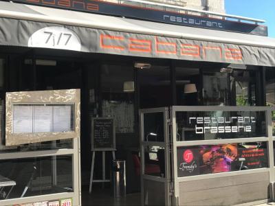 Cabana Cafe - Restaurant - Angoulême