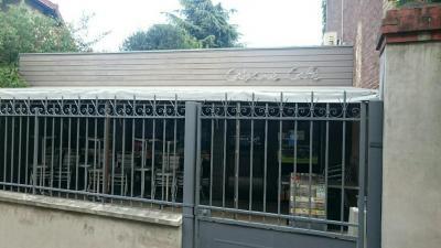 Cabane Café - Restaurant - Sceaux