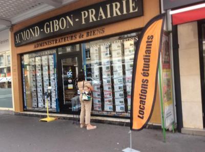 Cabinet Aumond Gibon Prairie - Agence immobilière - Caen