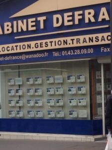 Cabinet Defrance - Agence immobilière - Vincennes