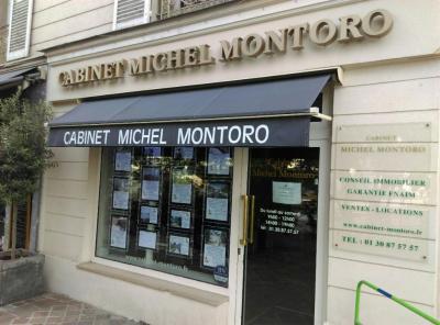 Agence Du Théâtre Cabinet Michel Montoro - Agence immobilière - Saint-Germain-en-Laye