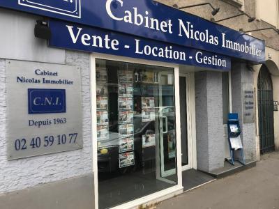 Cabinet Nicolas Constructeur - Location d'appartements - Nantes