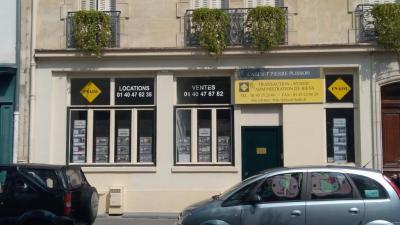 Plisson Pierre Et Compagnie - Agence immobilière - Paris