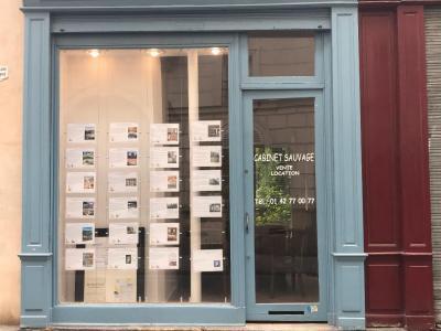 Cabinet Sauvage - Agence immobilière - Paris