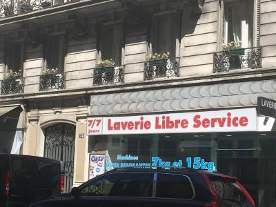 Cac Laundry - Laverie - Paris