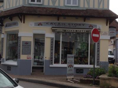 Cacao Story - Chocolatier confiseur - Bernay
