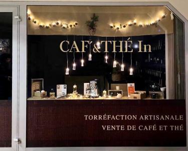 CAF' & THE In - Torréfaction de café - Grenade