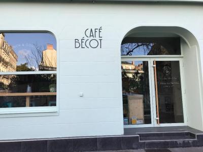 Café Bécot - Café bar - Nantes