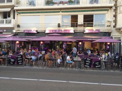 Café Brasserie Le Pierrot - Café bar - Les Sables-d'Olonne
