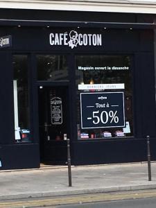 Cafe Coton - Vêtements homme - Paris