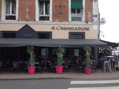 Café De L'agriculture - Restaurant - Bernay
