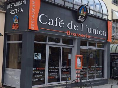 Café De L'Union Les Halles - Restaurant - Avranches