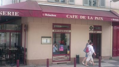 Café De La Paix - Restaurant - Sceaux
