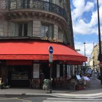 Cafe Du Mogador - PARIS