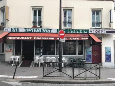 Cafe Hotel des Lauriers - Hôtel - Paris