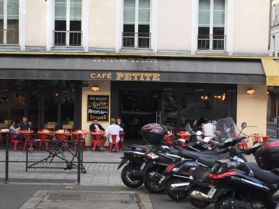 Cafe Petite - Café bar - Paris
