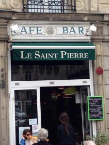 Café Saint Pierre - Café bar - Nantes