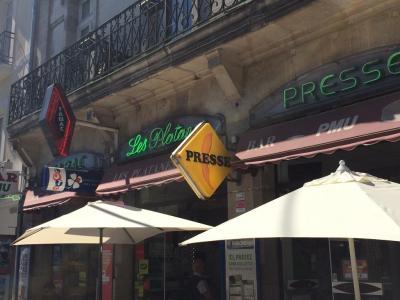 Les Platanes - Bureau de tabac - Nantes