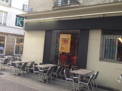 CafK - Café bar - Nantes