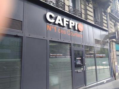 Cafpi - Crédit immobilier - Paris