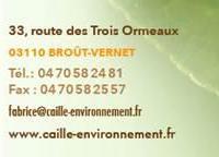 Caille Environnement - BROUT VERNET