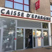 Caisse D'Epargne Hauts de France - DUNKERQUE