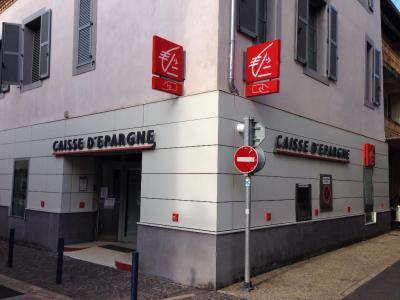Caisse D'epargne - Banque - Aire-sur-l'Adour