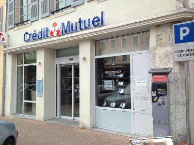 Crédit Mutuel - Banque - Vienne