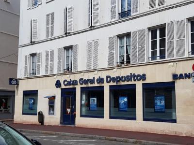 Caixa Geral De Depositos - Banque - Saint-Germain-en-Laye