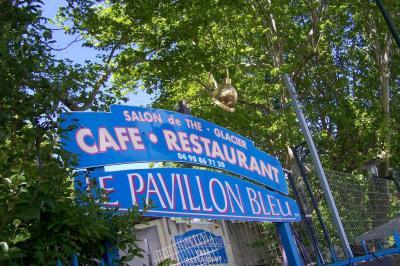 Camping Auberge Bagatelle Pavillon Bleu - Camping - Avignon