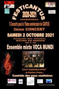 Cantus - Salle de concerts et spectacles - Bourg-en-Bresse