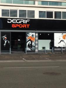 Cap G Sport 2000 - Lieu - Clermont-Ferrand