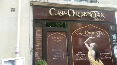 Cap Orientan - Bronzage UVA - Paris