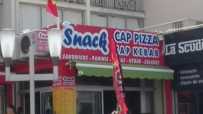 Cap-Pizza - Restauration rapide - Agde