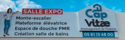 CAP'VITAÉ - Aménagement de l'Habitat - Installation et maintenance d'ascenseurs et monte-charges - Toulouse