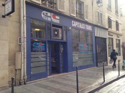 Capitales Tours Sté - Agence de voyages - Paris