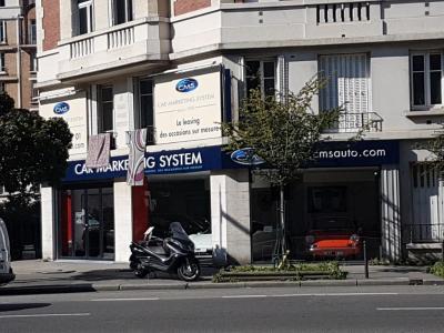 Car Marketing System CMS - Crédit et leasing automobile - Paris