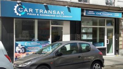 Car Transak - Pièces et accessoires automobiles - Paris