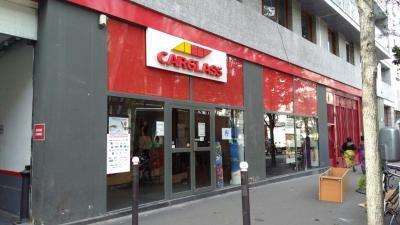 Carglass - Vente et réparation de pare-brises et toits ouvrants - Paris