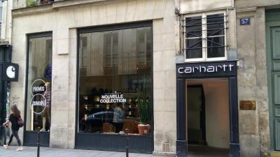 Carhartt Wip Store Paris Le Marais - Vêtements homme - Paris