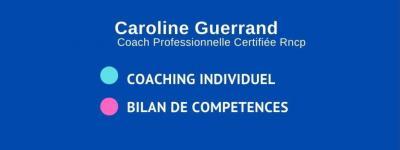Coach caroline Guerrand - Conseil en organisation et gestion - Aix-en-Provence