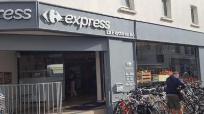 Carrefour Express - Supermarché, hypermarché - La Flotte