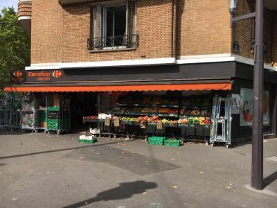 Carrefour Express - Alimentation générale - Paris