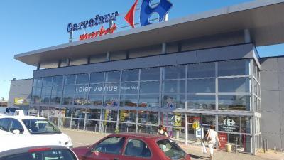 Carrefour Market - Station-service - Aire-sur-l'Adour