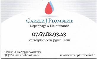 Carrer.J Plomberie - Plombier - Castanet-Tolosan
